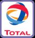 Logo TOTAL Encadre violet