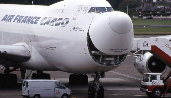 Optimiser transport routier AIR FRANCE CARGO