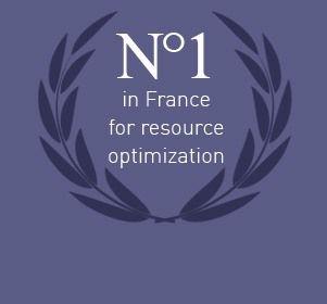 N°1 français de l'optimisation des ressources