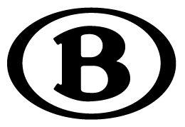 Logo SNCB Société Nationale Chemins de fer Belge