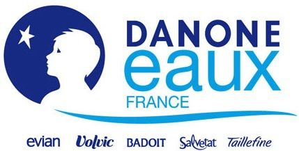 Logo Danone Waters